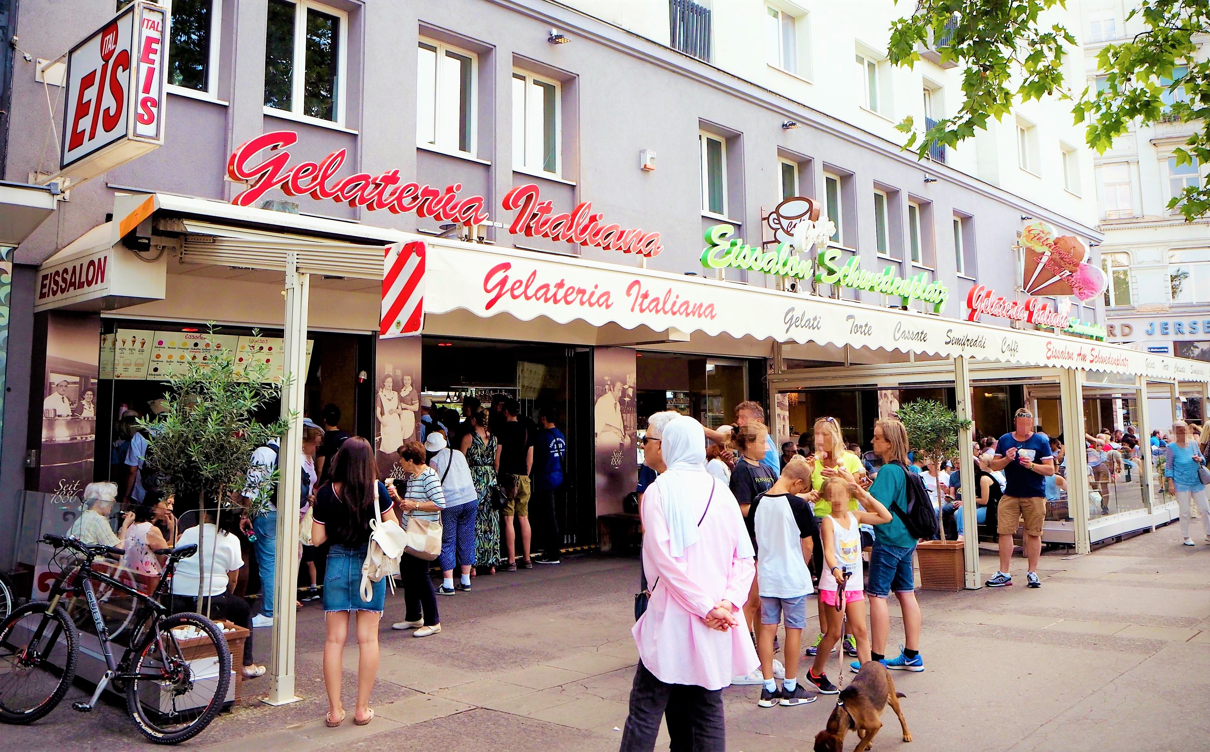 ウィーンの夏はアイスクリームが熱い!おすすめのアイスサロン4選♡