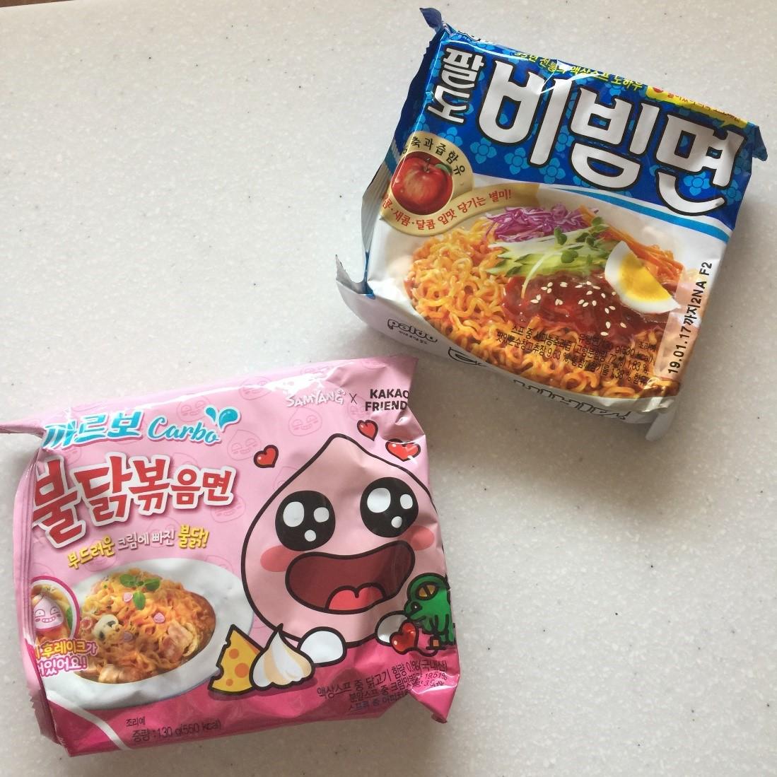 韓国土産1